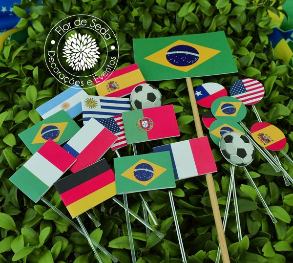 Kit Copa do Mundo 2014